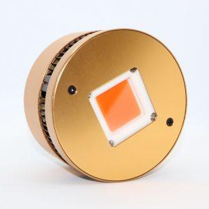 Copper COB LED grow light
