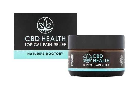 CBD Health 600mg Topical CBD Cream