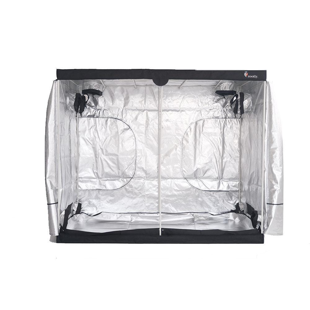 Zootly Grow Tent 1,2m x 2,4m x 2m